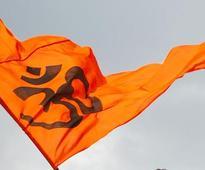 Rashtriya Swam Sevak Sangh evaluated Vasundhra Raje Rajasthan's three-year