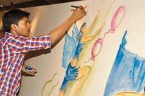 Niranjan Gohane's art explores a woman's Enigma