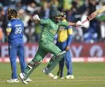 ICC Champions Trophy 2017: Resolute Sarfraz Ahmed helps Pakistan clinch nail-biter against Sri Lanka