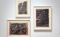 Arpita Singh's abstract works show an artist rethinking basic means of her art