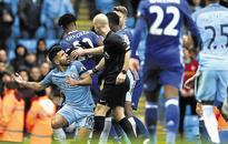 Aguero out for four games