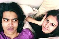 Are Amyra Dastur and Sakshi Khanna a couple?