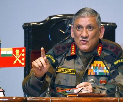 Now, soldiers can complain directly to the Army chief