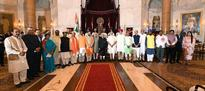 Modi cabinet reshuffle: These are your new ministers