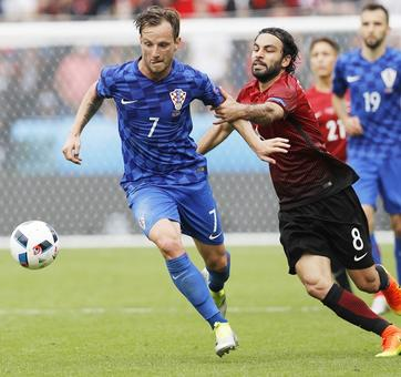 Euro 2016: How Rakitic eclipsed Barca pal Turan as Croatia kicked off campaign with win