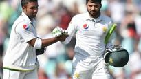 Shah stars as Pakistan rout England to level Test series