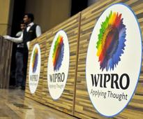 Wipro shares fall sharply over Q2 results; ICICI Bank gains sharply