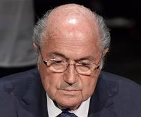 We like this game, not for greed, not for power: Full text of FIFA president Blatter's speech