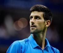 Djokovic hits out at disrespectful officials