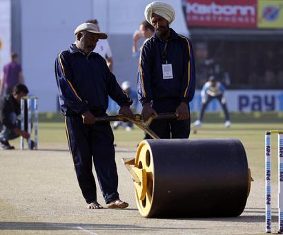 'Wankhede pitch will be a slower turner, will spin from Day 3'