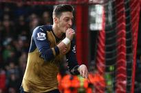 Arsene Wenger praises Mesut Ozil after German helps Arsenal to comfortable win over Bournemouth
