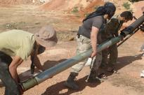 Syrian Air Force, Army launch fresh attacks against ISIS