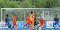 Bhutan loses 0-3 to India