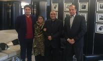Imtiaz Sheikh of PML-F joins PPP
