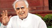Telangana: Congress hires Kapil Sibal to ensure disqualification of defectors