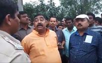 TMC MLA caught on camera: I will break open their houses, burn them down