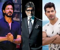 Shah Rukh Khan, Varun Dhawan, Amitabh Bachchan  Bollywood celebrates India's victory at Kabaddi World Cup 2016