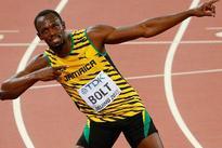 Usain Bolt waiting for Jose call