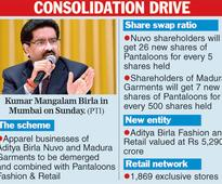 Birla merges apparel units