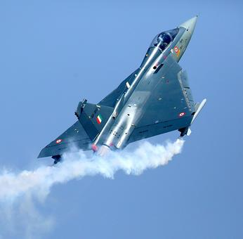 Tejas jets of Flying Daggers 45 join IAF