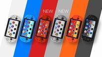 Sony Announces Two New PS Vita Colours