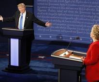 Taliban leaders watched U.S. presidential debate, blast
