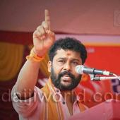 Udupi: Sharan Pumpwell threatens to assault those in illegal slaughterhouses