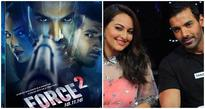 Sonakshi Sinha is thankful that John Abraham found her fit for doing action in Force 2