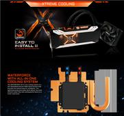 Gigabyte Launches VR Ready Liquid Cooled GTX 1080