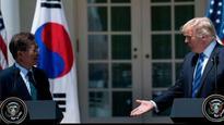 US President Donald Trump, South Korea's Moon discuss plan to meet North Korean leader: White House