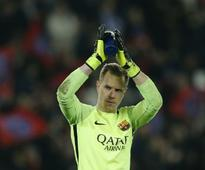 La Liga: Barcelona goalkeeper Marc-Andre ter Stegen signs contract extension until 2022