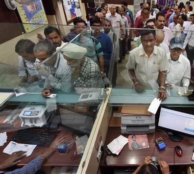 Panagariya blames bank officials for note ban going awry