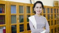 Myanmar or Burma? Take your choice, Suu Kyi tells diplomats