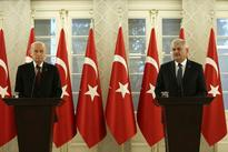 Turkey's ruling AKP submits constitutional reform package to parliament - party officials