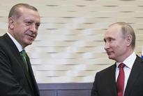 Russian, Turkish leaders re-affirm their pact on Syria