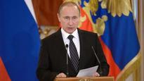 Russia's Vladimir Putin predicts global 'chaos' if West hits Syria again