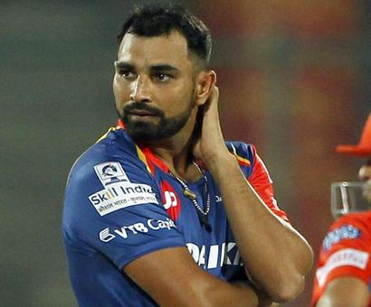 Big relief for Shami, BCCI clears match-fixing charges