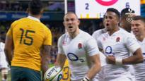 England embarrass Wallabies with three-game clean sweep in Sydney