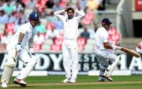 Pakistan in trouble at 57-4 after Root hits double century