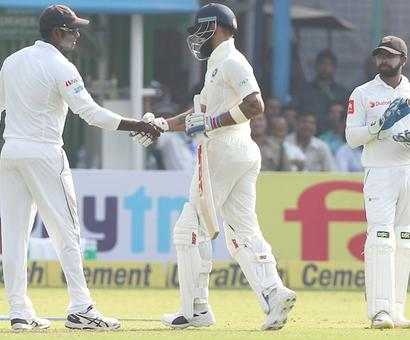 Huge positives for Sri Lanka from drawn opening Test