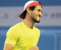 Tennis: Weintraub withdraws from Challenger event due to Yom Kippur