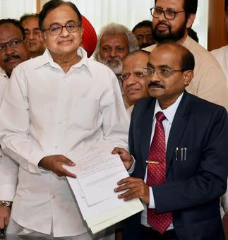 Chidambaram, MJ Akbar, Prabhu in the fray for RS nominations