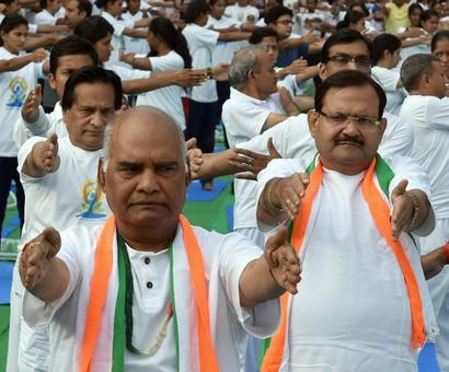 'RSS will use him as a poster boy of Hindutva'
