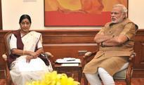Modi tests social media strength of BJP MPs; Sushma tops