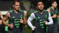 Chicharito Hernandez a good example for Marco Fabian to follow