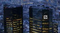 Deutsche Bank shares plummet to record low after Merkel ruled out bailout