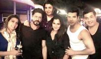 SRK, Sania and the untouchable biryani