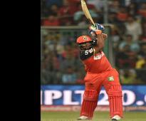 IPL 2016: After Watson-Gayle, Warner too praises Sarfaraz's late flurry
