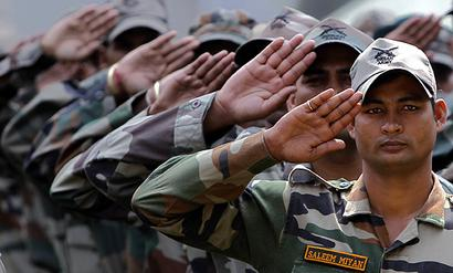 2 army men, among 5, selected for Kirti Chakra