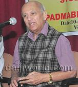 Udupi: Tributes paid to professor Udupi Ramachandra Rao
